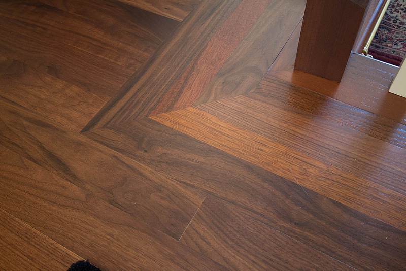 Solid site finish hoosier hardwood floors for Hardwood flooring prefinished vs unfinished